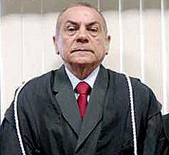 Cara de alegria do desimba Mauro Bessa com a presepada